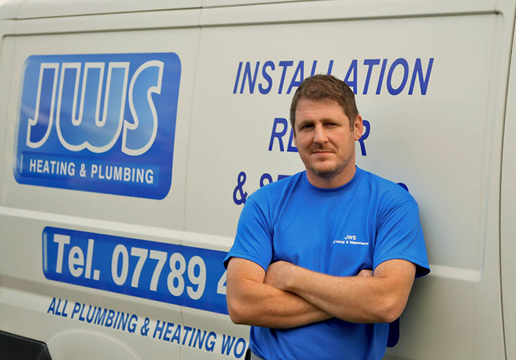 James Wilson - Plumber and Gas Safe Heating Engineer - JWS Maintenance Ltd